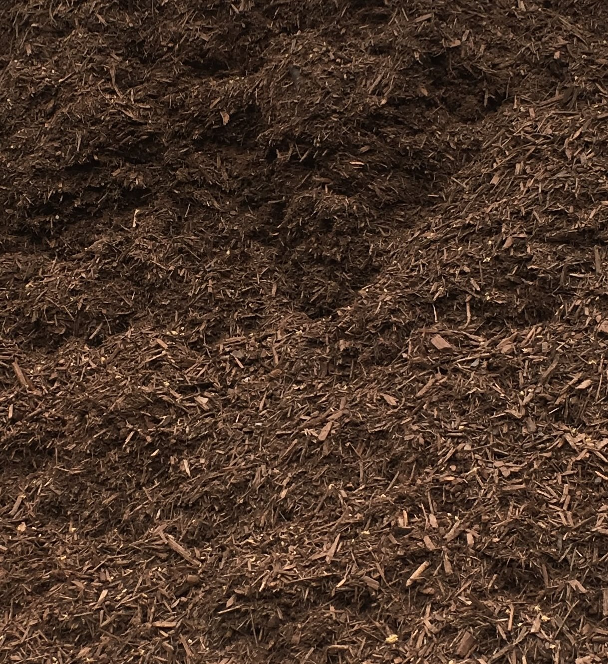 Cherry Brown Dyed Mulch